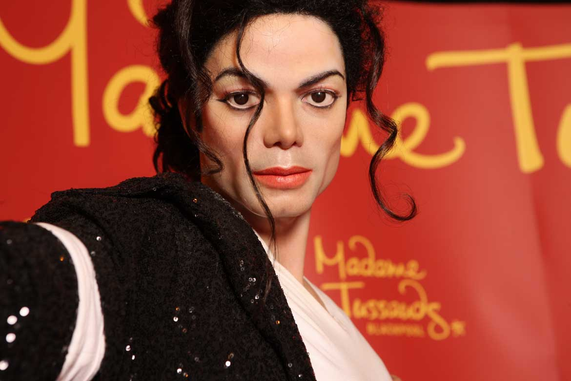 Madame Tussauds Wax Museum London